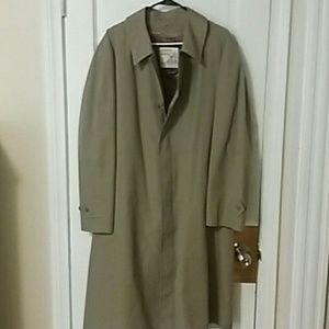 London Towne Trench Coat with Liner (46R)